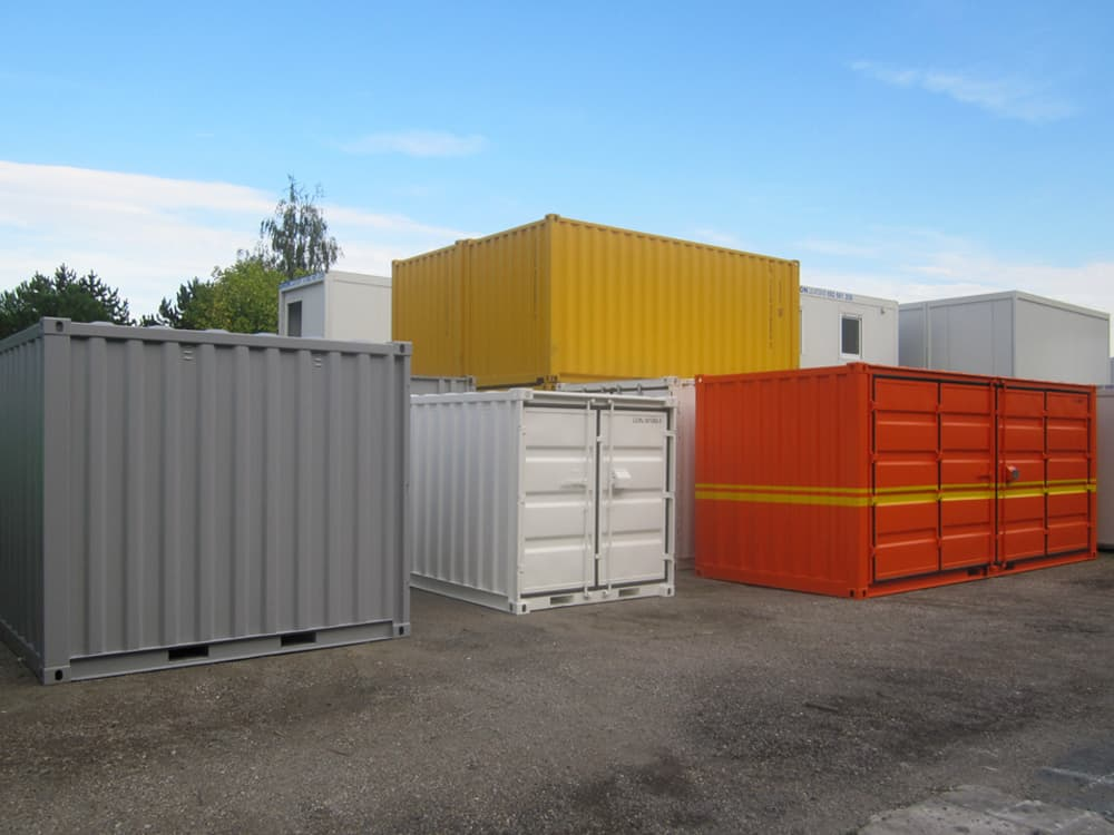sndm achat vente container standard