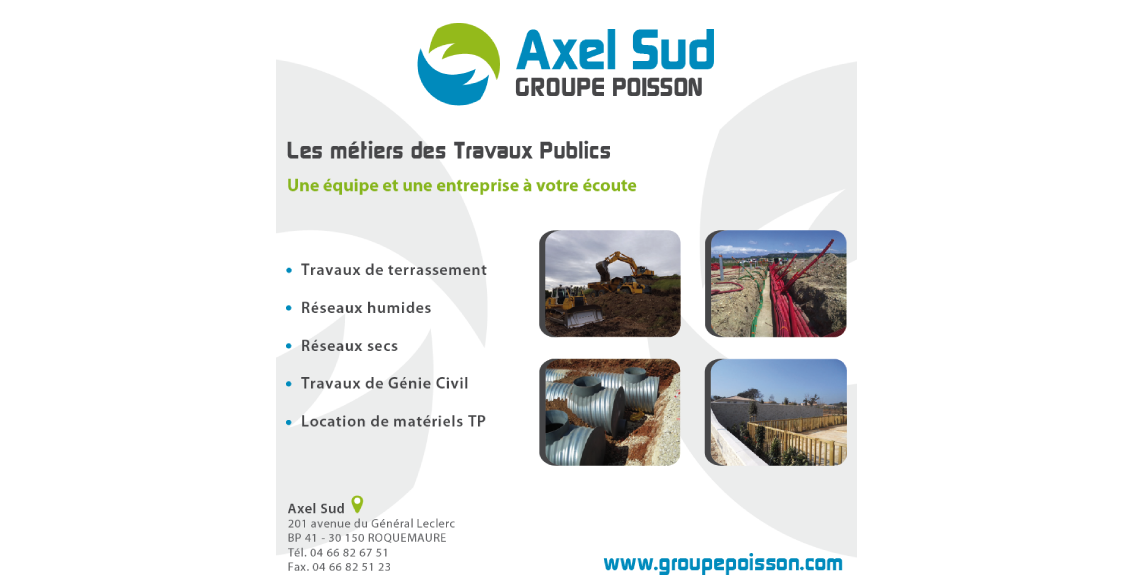 axel sud plaquette groupe poisson